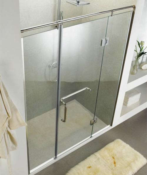 淋浴屏风安装方法的介绍, 自己如何安装玻璃屏风