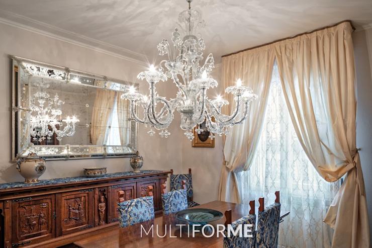 意大利设计师的照明设计,MULTIFORME灯具设计介绍