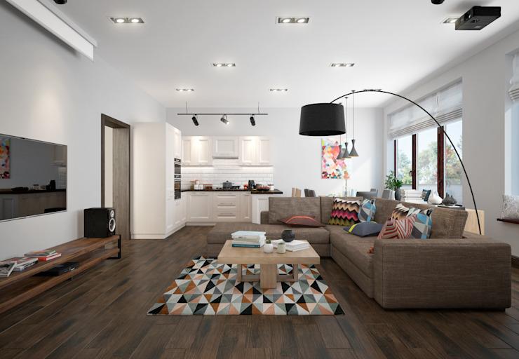 现代客厅设计,让你的家变得与众不同