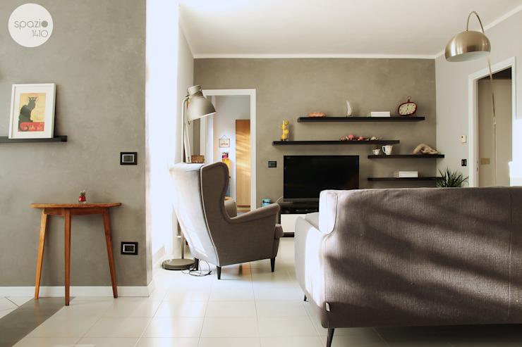 客厅中性色的别致优雅:10个令人惊叹的色彩搭配的例子