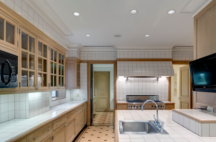 厨房改造案例分享,5种厨房风格供你选择