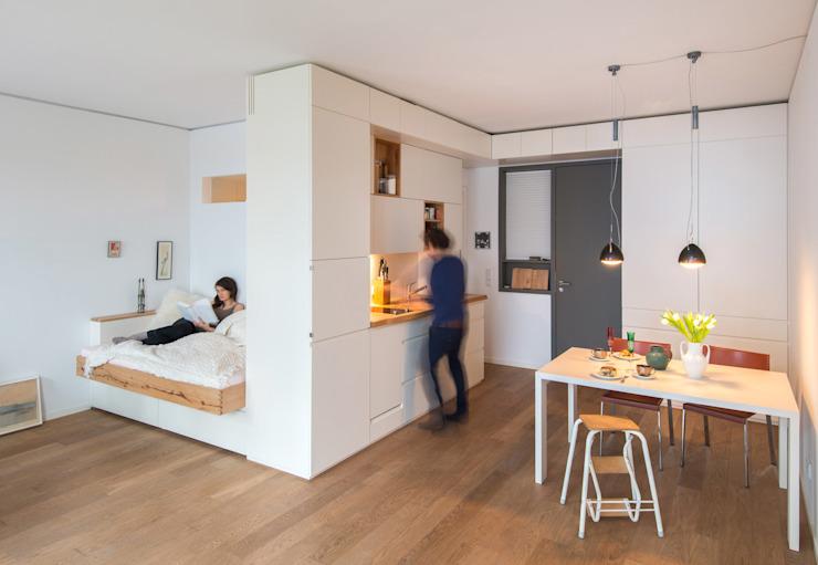 6個讓你的空間提升檔次的技巧!如何把最小的空間變得更舒適