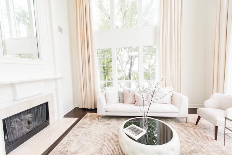 这样的复古家具及完美客厅设计你值得拥有!