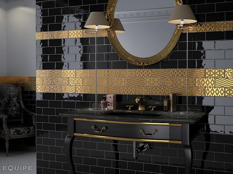 5种浴室瓷砖组合,挑出你最喜欢的!
