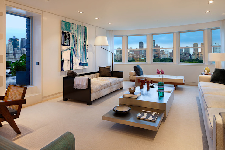 现代家庭住宅设计,令人惊叹的公寓设计