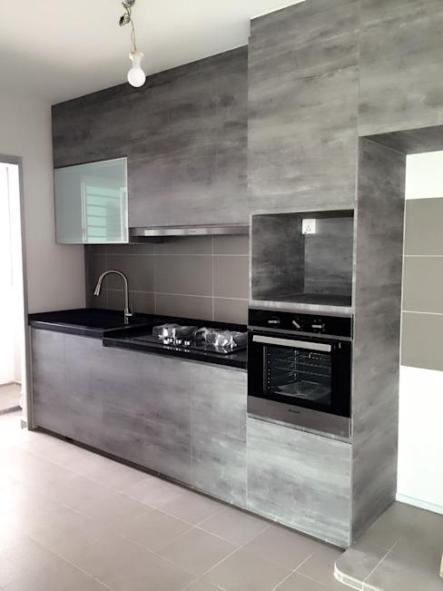 厨房橱柜门的风格有哪些?