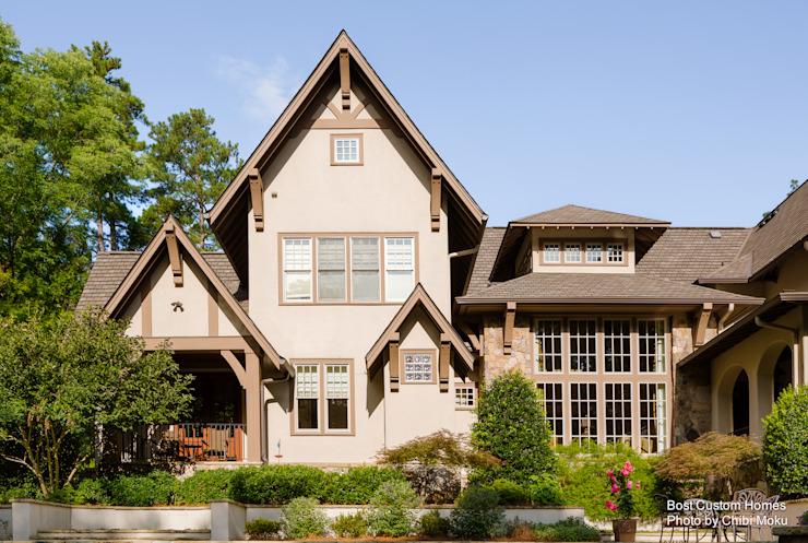 了解工匠风格的房子