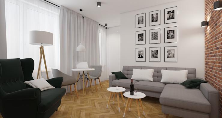 你将在客厅风格之间挣扎选择!