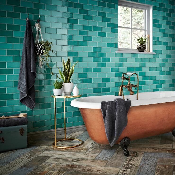 我们喜欢的蓝绿色配色方案,房间墙壁颜色如何选择?