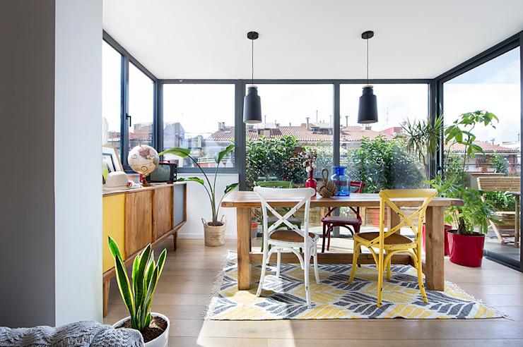 用这些有趣的颜色给你的家一个充满活力的面貌