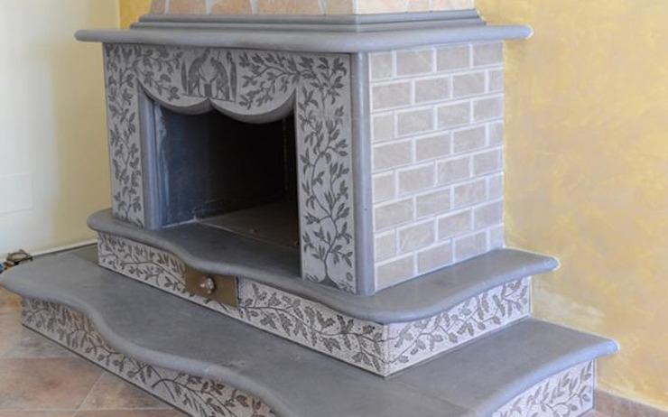 家居壁炉改造,让你的家居生活变得不一样!