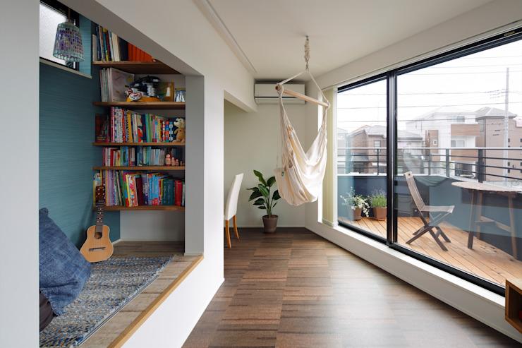 6種吊床的室內設計,讓你的房間瞬間提升一個檔次!