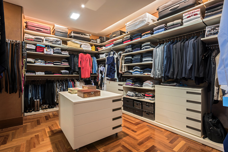 如何让你的衣橱变得又干净又漂亮?