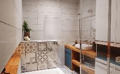 6个简单的步骤清理浴室,厕所和新的一样