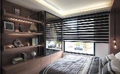15個小臥室的完美點子,看完你會覺得自己的臥室很小