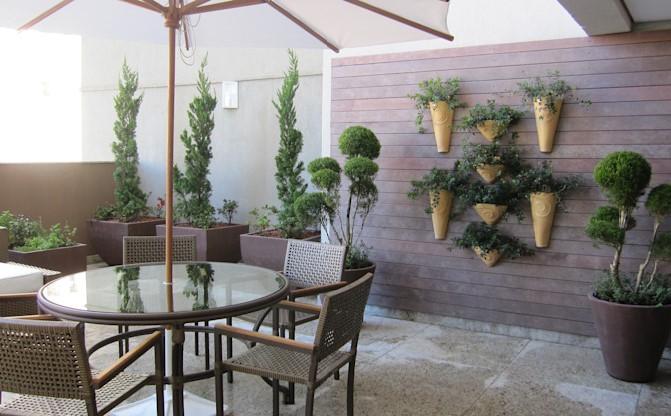 15个小露台和庭院,让你的空间瞬间提升了一个档次!