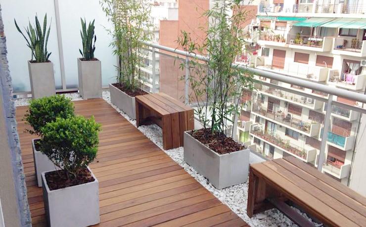3个简单且低成本的阳台改造方案