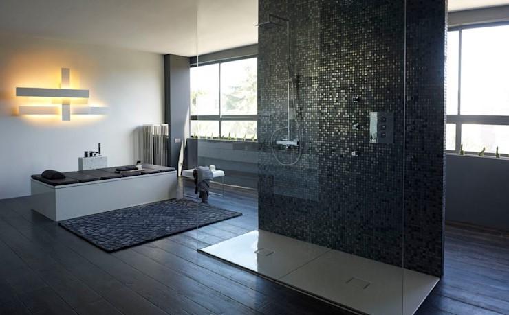 10个步入式淋浴室设计,让你的浴室瞬间变得更漂亮