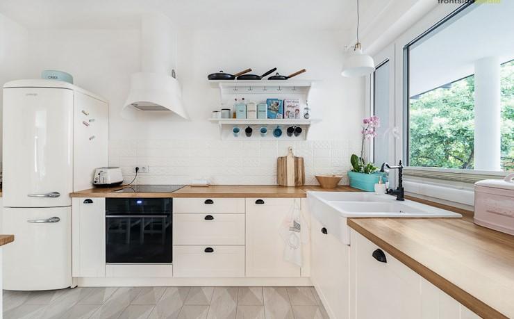 这10个厨房解决方案,让你的厨房更加优雅整洁