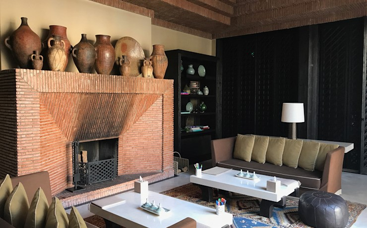 14個裝飾性的壁爐,讓你的家更舒適!