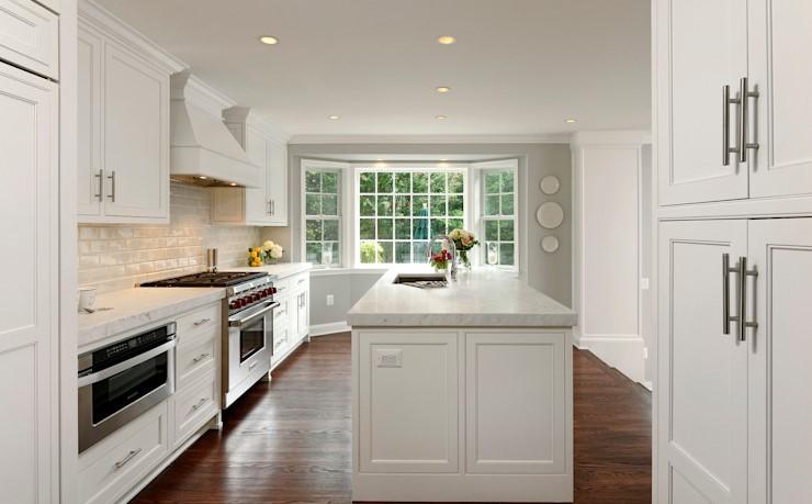 古典风格的家居设计,让人联想起美国家庭