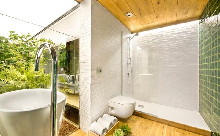 如何清洗浴室石灰?装修完浴室的地面和瓷砖怎样清理干净
