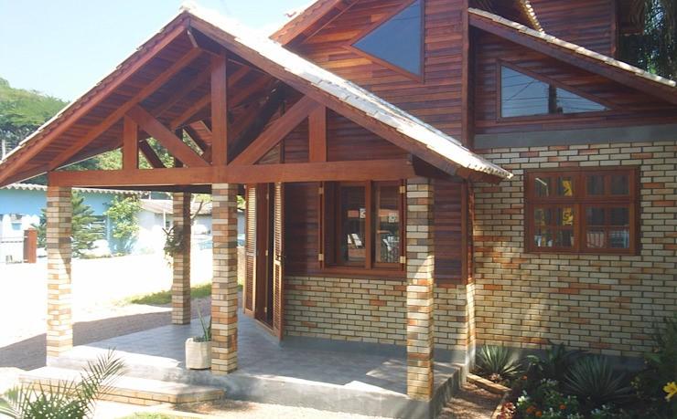 在一个乡村环境中创造了107平米的奢华舒适的家庭环境!