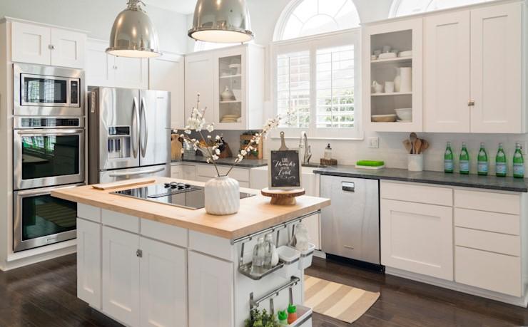 斯堪的納維亞風格的廚房設計,廚房設計師告訴你9個廚房設計技巧