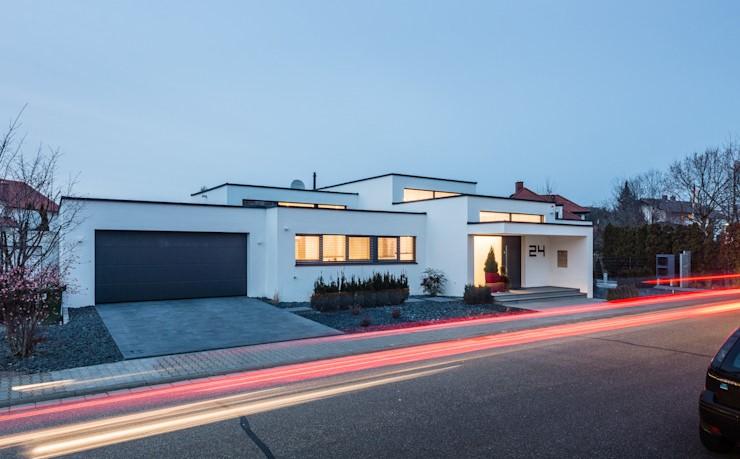 20座平頂設計的酷房子,平頂別墅房屋建筑效果圖