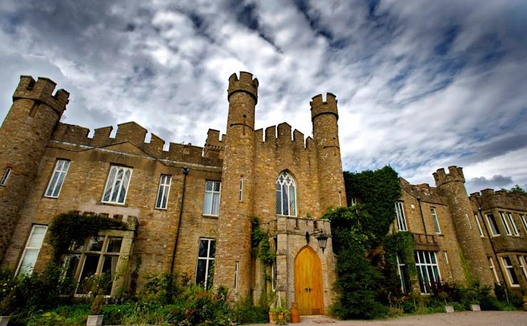 英格兰北部的家庭特色——英国城堡