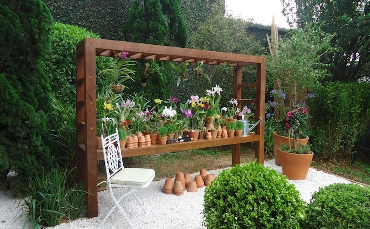 装饰花园和露台空间的15个创意想法!15个花园露台效果图片