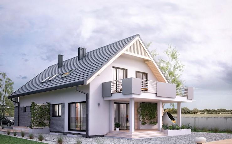 一個完美設計的家庭住宅,看看這個文章