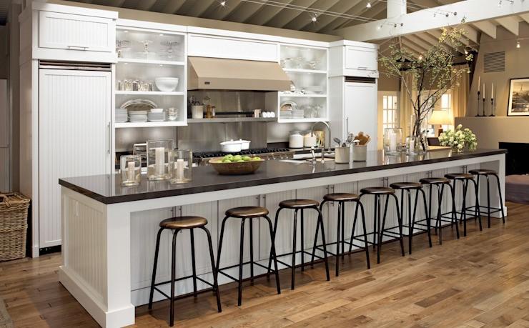 猴吉吉帶你參觀11種美妙的廚房風格