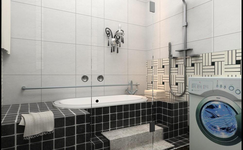 浴室淋浴间安装瓷砖灌浆的注意事项