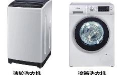 滚筒洗衣机和波轮洗衣机哪个好?购买洗衣机是是选滚筒还是波轮