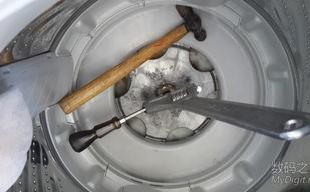 你知道松下波轮洗衣机的脱水保养方法吗?U12错误代码报警