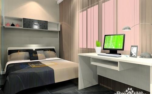 单间公寓的空间应该如何利用