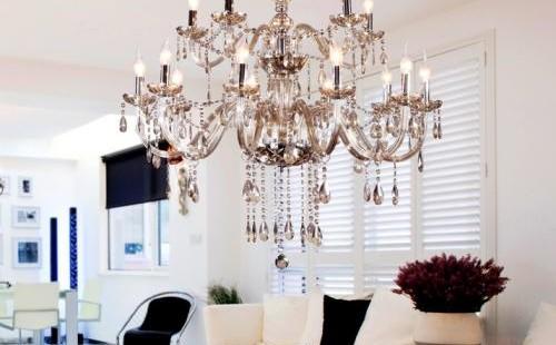 家里需要安装什么样的灯具,吊灯落地灯壁灯吸顶灯安装方法