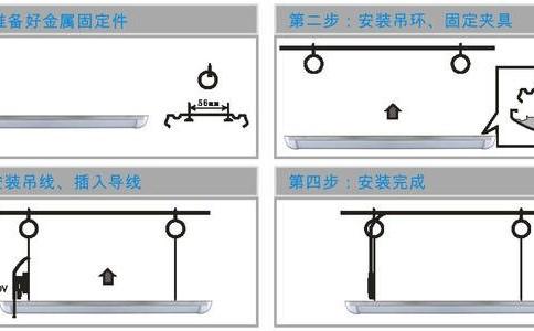 灯具的安装顺序分析,你知道吗?