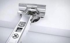 柜门铰链不同安装方式,铰链安装方法步骤图解