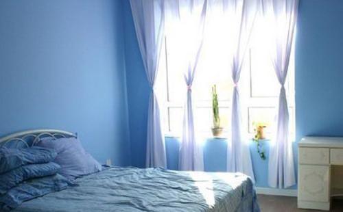 如何把窗帘染成与房间相配的颜色?