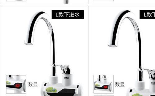 小厨房宝和即热式水龙头哪个更好?