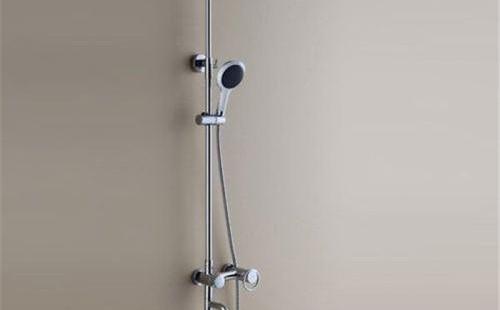 淋浴房安装小隔间感应淋浴器的安装步骤