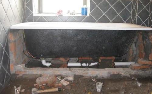 浴缸安装方法(2)