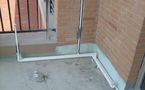 淋浴排水管的正确安装方法,避免淋浴排水管道错误安装