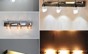 浴室灯具维修改造的方法和步骤