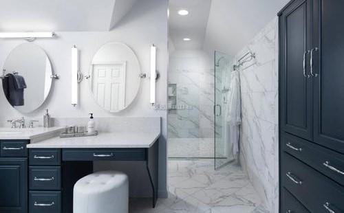 浴室梳妆台水管更换的几个步骤