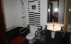 残疾人浴室淋浴间的设计方案
