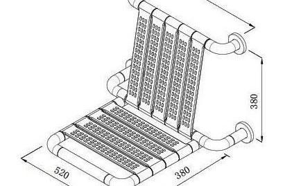 教你如何安装淋浴座椅,淋浴室减少滑倒和跌倒的方法