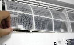 如何清洗空调过滤网?怎么清洁空调过滤网上的灰尘